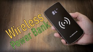 Ambrane PW 11 wireless power bank review - price in India Rs. 1,999