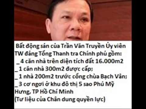 So với Nguyễn Xuân Phúc, Trần Văn Truyền chỉ là con chuột nhắt
