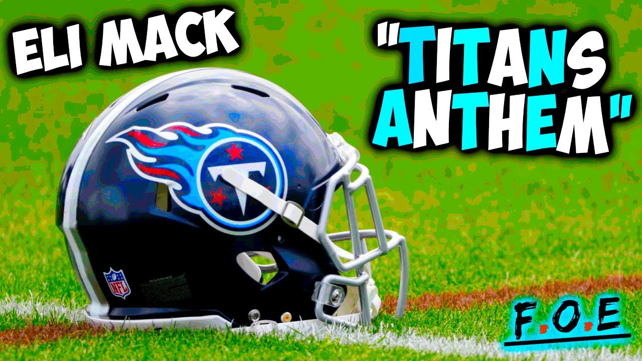 "Eli Mack ""TENNESSEE TITANS ANTHEM "" (STEELERS DISS TRACK) [Prod. JustMadeThis] (Official Audio)"