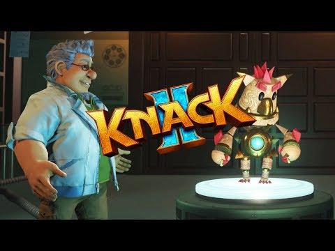 KNACK 2 IN COOP: Redez e Synergo in Delirio!