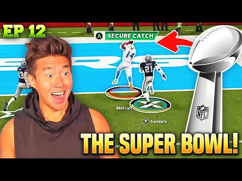 THE SUPER BOWL GAME! No Money Spent Ep.12! Madden 21 |
