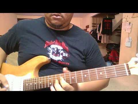 Fattah Amin - Wanita Terakhir - Guitar Cover