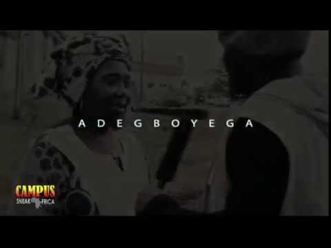 CAMPUS SNEAK AFRICA VISIT SAMUEL ADEGBOYEGA UNIVERSITY - EPISODE 1