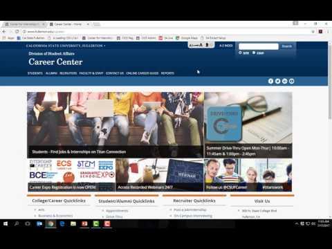 CICE Academic Internship Registration Process