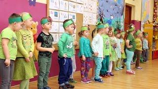 Występ dzieci z PM nr 8