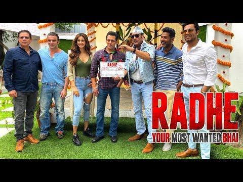 Radhe Muhurat Shoot Salman Khan and Disha Patani Shooting Begins Mp3