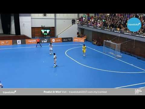 FINALS! Malaysia Vs Thailand - Men's Futsal - LIVE from Panasonic Stadium.