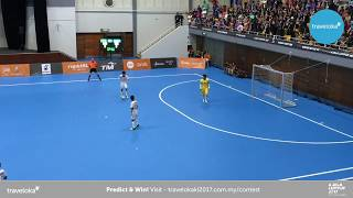 FINALS! Malaysia Vs Thailand - Men's Futsal - LIVE from Panasonic Stadium.
