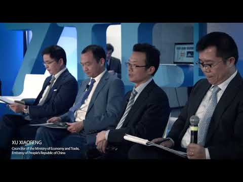 Opening ZTE 5G Research and Innovation Centre