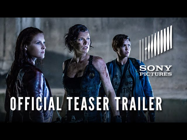 Resident Evil: The Final Chapter Video 1