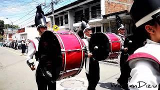 Banda de Marcha Enrique Olaya Herrera - III Concurso Nacional Comandante Alveiro Patiño 2018