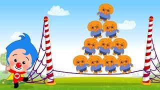 Un Elefante se Balanceaba - Y Muchas Más Canciones ♫ Plim Plim ♫ Canciones Infantiles