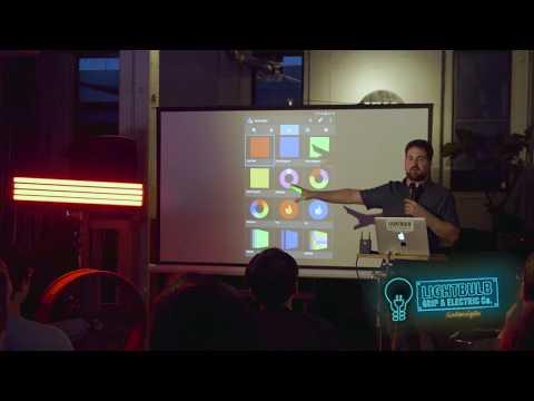 Latenights Lightbulb: Astera AX1 Programming Class