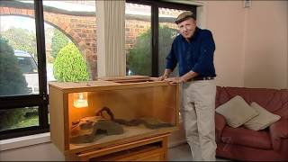 Childrens Python, Better Homes & Gardens segment