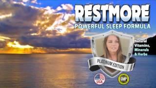Kendyl Discusses the Merit of RESTMORE Sleep aid! thumbnail