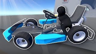 TOUGHEST GO-KART RACE EVER! - Human Fall Flat Gameplay & Funny Moments