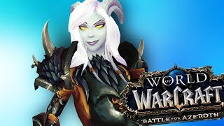 BFA Warmode Scaling Is Awesome! - World of Warcraft: Battle For Azeroth (BETA)