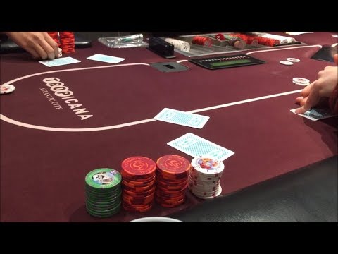 Atlantic City Trip - 1/2 No Limit ⎮ Poker Vlog 11