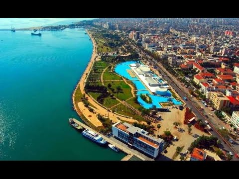 MERSIN - About city