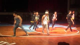 XTREME DANCERS of South Cotabato presents The Man Who Can