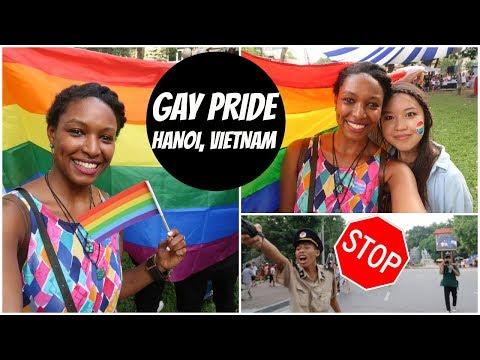 Hanoi, Vietnam's Gay Pride | LGBTQ | charlycheer