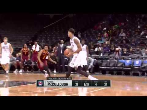 Chris McCullough Pulls Off NBA/NBA D-League Double Header