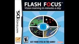 Flash Focus DS   Main Menu