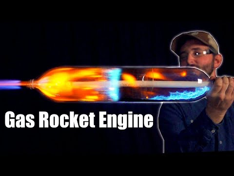 XL Soda Bottle Rocket Engines (Static Testing)