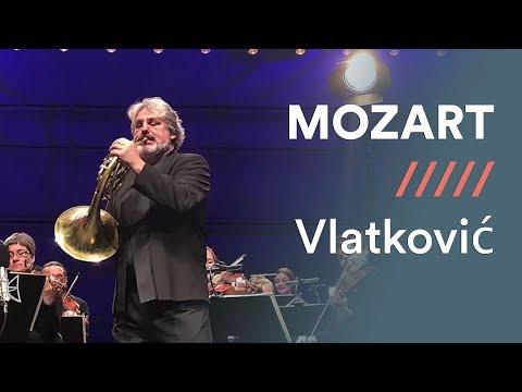 MOZART - Horn concerto No. 4, K.495 - III. Rondo: Allegro vivace