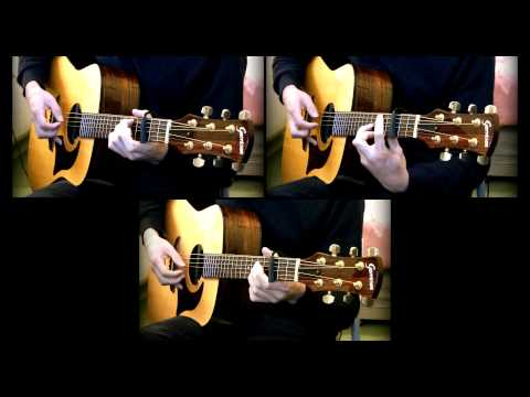 "Acoustic Arrangement of ""Aquatic Ambience"" from Donkey Kong Country - Fred Baty"