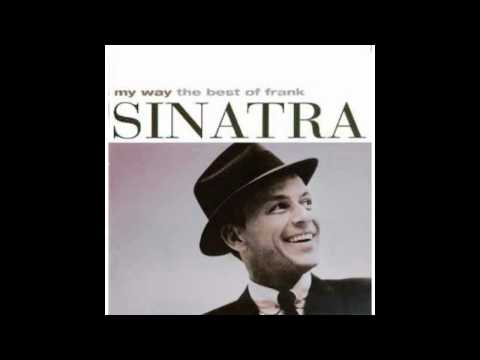 ♥ Frank Sinatra  The lady is a tramp