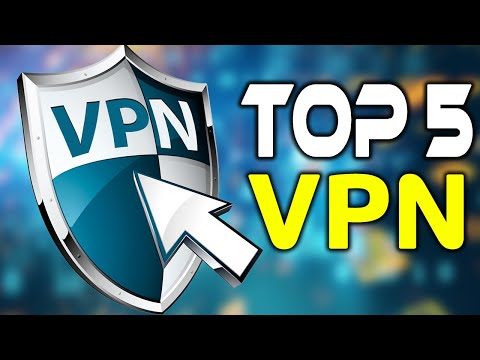 5 Best VPNs In 2019  | Top VPN Services (Free & Fastest)