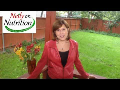 Neily on Nutrition YouTube channel Get quality nutrition advice from experts