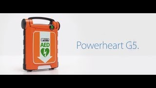 AED Brands | Cardiac Science Powerheart G5 | Demo Video
