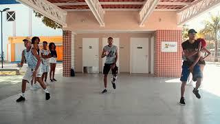Empina e Joga - Psirico e Os Jecksons | Supremos Dance ( Choreography Vídeo)