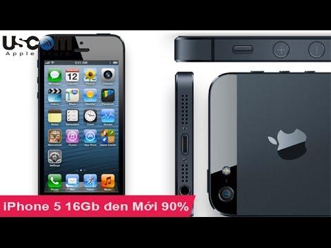 iPhone 5s 16Gb đen mới 95%