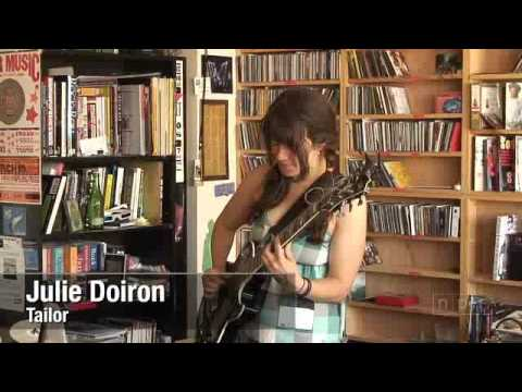 Julie Doiron: Tiny Desk Concert