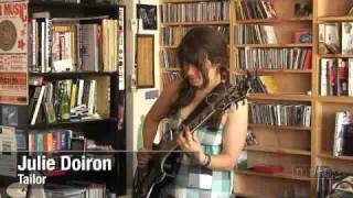 Julie Doiron: NPR Music Tiny Desk Concert