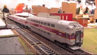 Marlborough Hub Division Train Show (Feat:Trinityct, Ho Modeler)