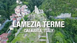 Lamezia terme, calabria, italy | mavic air 2 4k