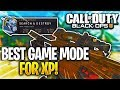 HOW TO LEVEL UP FAST in BLACK OPS 4! BEST GAME MODE FOR XP IN BO4!