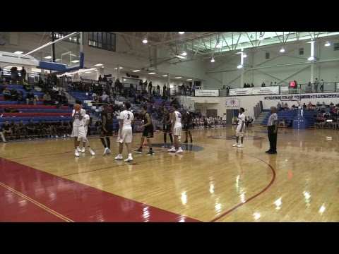 DeMatha Catholic Varisty  Basketball vs. Bishop McNamara High School