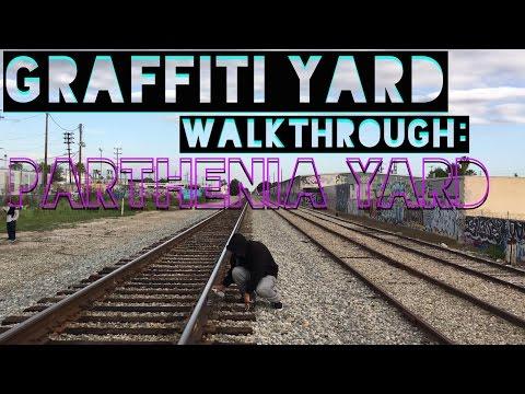 Graffiti Yard Walkthroughs #15: Parthenia Yard 818