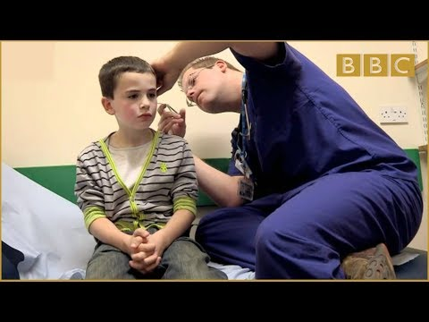 Help Me! There's Something Stuck In My Ear! - Bizarre ER - BBC Three