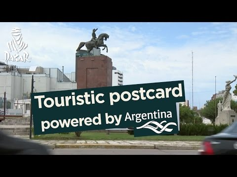 Stage 11 - Touristic postcard; powered by Argentina