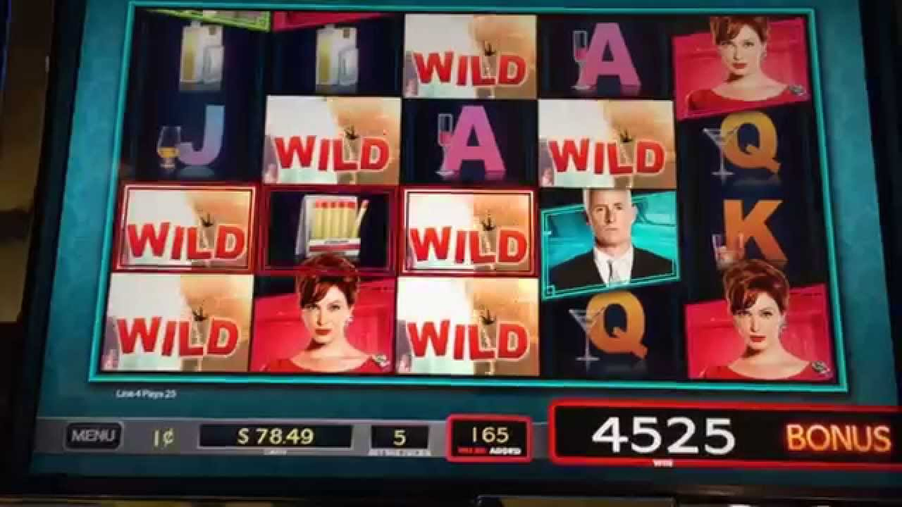 Spiele Mad Men - Video Slots Online
