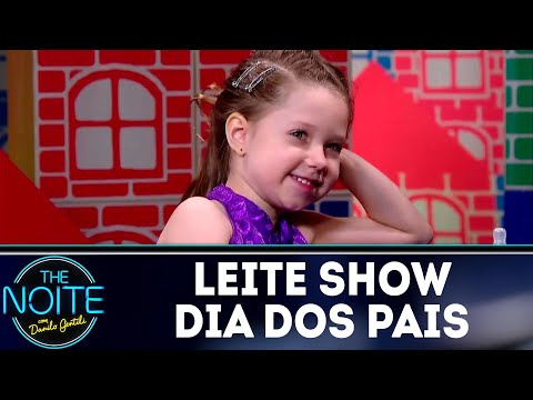Leite Show: Dia dos Pais | The Noite (13/08/18)