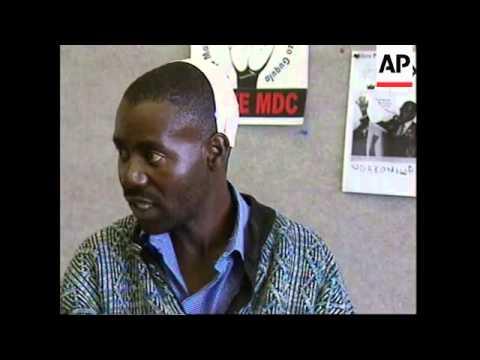 ZIMBABWE: POLITICAL INTIMIDATION AHEAD OF ELECTIONS