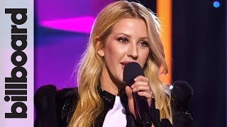 Ellie Goulding Opens Billboard's Women in Music 2018