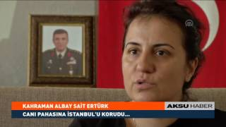Canı Pahasına İstanbul'u Savunan Kahraman albay Sait Ertürk